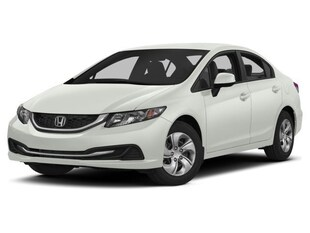 2014 HONDA CIVIC SEDAN Sedan 2HGFB2F59EH006600