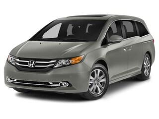 2014 Honda Odyssey EX-L/NAVI - 0 accidents, certified, nav, bluetooth,leather VAN 5FNRL5H69EB509968