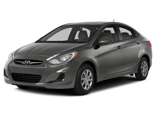 2014 Hyundai Accent GL Local Low kms no accident!  Sedan