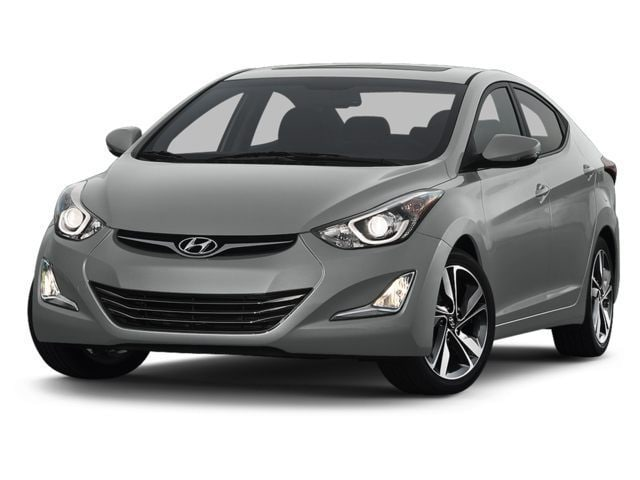 2014 Hyundai Elantra GL At Sedan