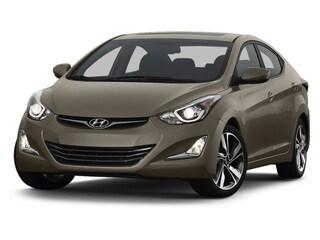2014 Hyundai Elantra Limited at Sedan