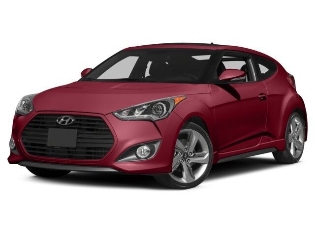 2014 Hyundai Veloster TURBO Hatchback
