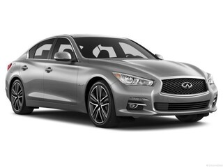 2014 INFINITI Q50 AWD Premium Navigation Package Sedan