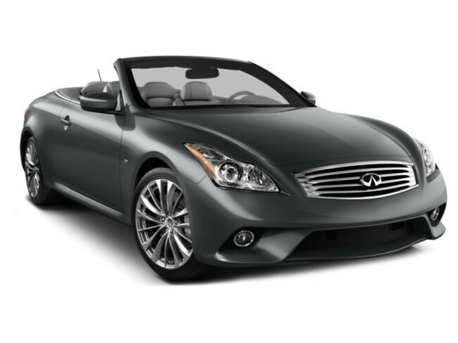2015 Infiniti Q60 Convertible >> 2014 Infiniti Q60 Convertible Premier Edition Red Interior 1 Owner