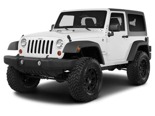 2014 Jeep Wrangler Sport 5 Speed Automatic