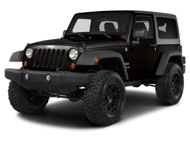 Used 2014 Jeep Wrangler For Sale | Nanaimo BC