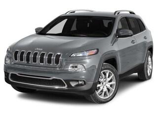 Used 2014 Jeep Cherokee Limited SUV 1C4PJMDS6EW237076 in Whitecourt, AB