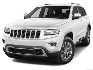 2014 Jeep Grand Cherokee Overland with Only 10,000 km SUV