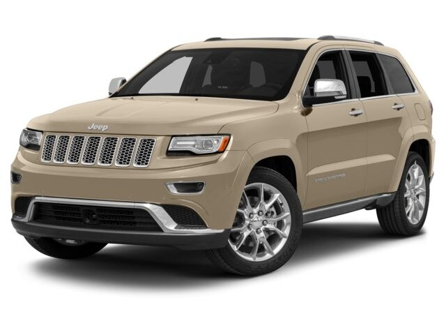 2014 Jeep Grand Cherokee 4x4 Summit Sport Utility