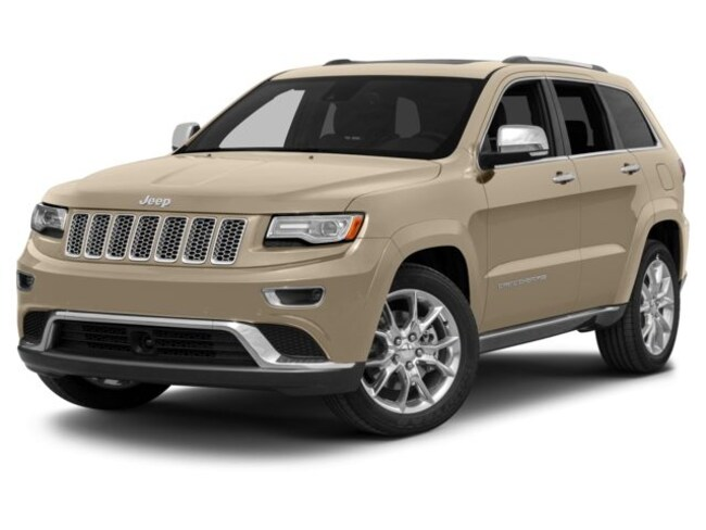 2014 Jeep Grand Cherokee 4x4 Summit Sport Utility