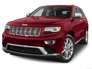 2014 Jeep Grand Cherokee 4WD 4dr Summit SUV