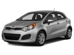 New 2014 Kia Rio 5-Door 1.6L Hatchback KNADM5A33E6955145 for sale in Moncton, NB at Moncton Kia