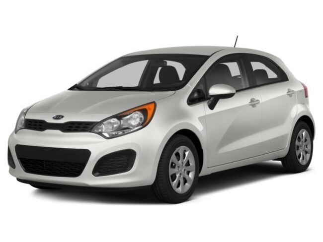 2014 Kia Rio 5-Door EX w/Sunroof Hatchback