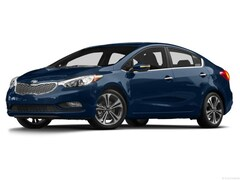 2014 Kia Forte LX SEDAN . Gas A6 Azure Blue