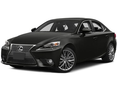 2014 LEXUS IS 250 Base Sedan