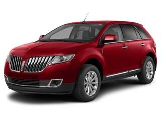 2014 Lincoln MKX BASE SUV