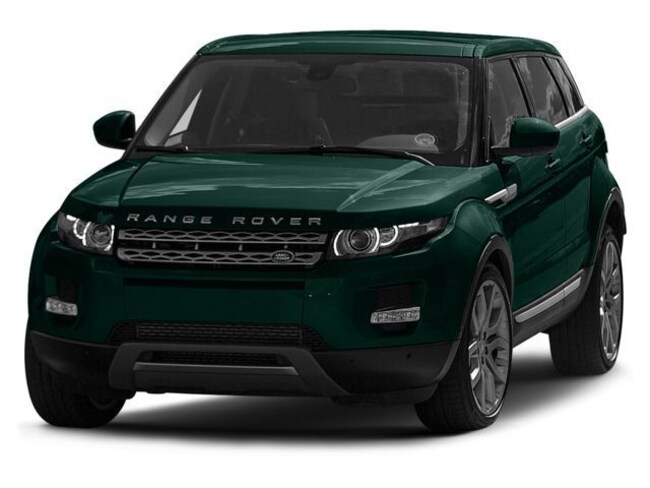 Used 2014 Land Rover Range Rover Evoque Pure Plus in Prince