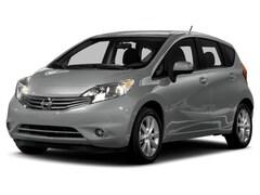 2014 Nissan Versa Note 1.6 SV Hatchback