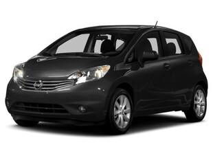 2014 Nissan Versa Note SV BACK UP CAMERA! BLUETOOTH! HB Auto 1.6 SV