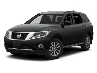 2014 Nissan Pathfinder S SUV