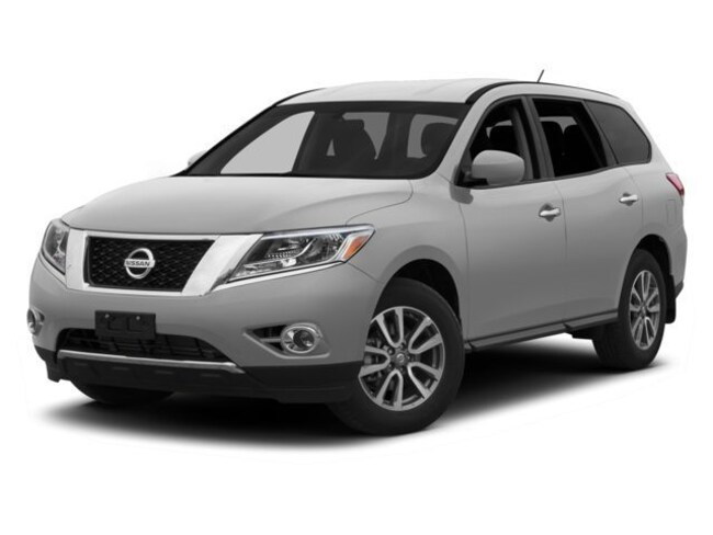 2014 Nissan Pathfinder ABSOLUTE BEAUTY LOCAL TRADE 1 OWNER! SUV