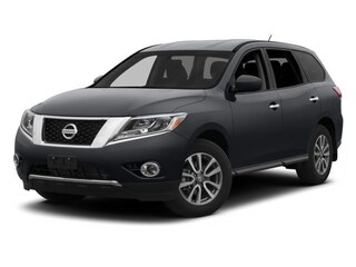 2014 Nissan Pathfinder 4WD 4dr Platinum--119,000 KMS-Loaded SUV