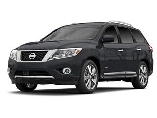 2014 Nissan Pathfinder Platinum Premium : alloys ! SUV