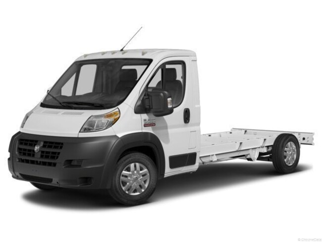 2014 Ram Promaster 3500 Extended 159  WB  104  CA Low Roof Specialty Vehicle