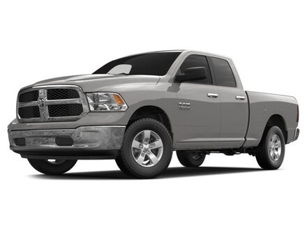2014 Ram 1500 Outdoorsman Truck Quad Cab