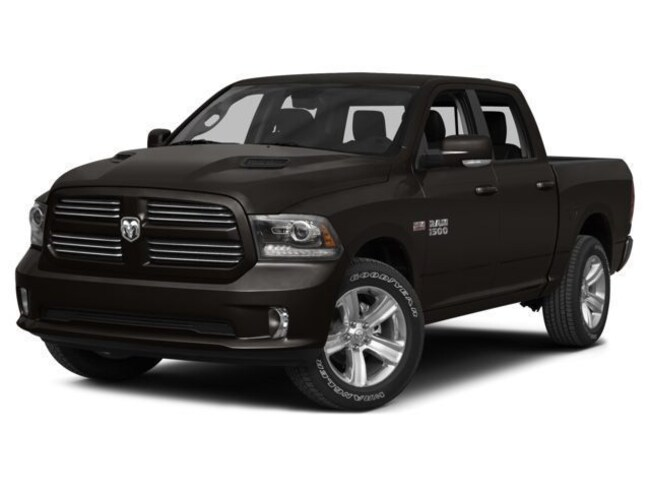 2014 Ram 1500 OUTDOORSMAN Crew Cab Pickup - Short Bed