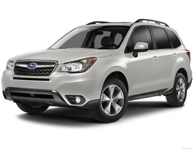 2014 Subaru Forester 2.5i at SUV