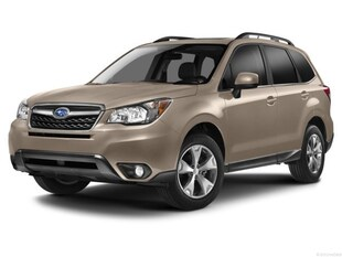 2014 Subaru Forester 2.5i Convenience at SUV