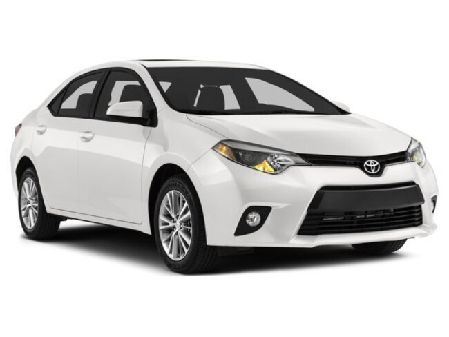 2014 Toyota Corolla 4-Door Sedan CE 4A Sedan
