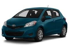 2014 Toyota Yaris Hatchback
