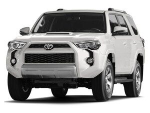 2014 Toyota 4Runner Limited Edition: Accident Free, No Brakes.