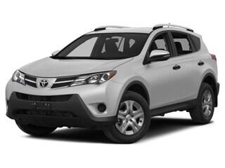 2014 Toyota RAV4 XLE SUV in Edmonton, AB