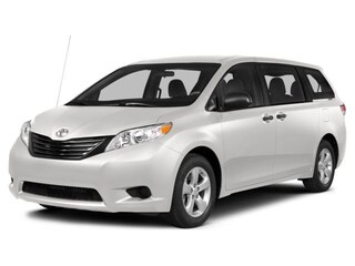 2014 Toyota Sienna LE 8 Pass V6 6A Van
