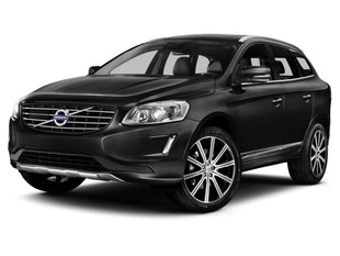 2014 Volvo XC60 3.2 AWD, Sunroof, Heated Seats! SUV