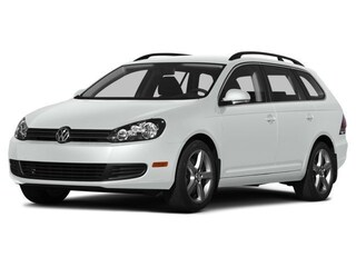2014 Volkswagen Golf 2.0 TDI Wolfsburg Edition + Panoramic Sunroof Wagon