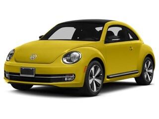 2014 Volkswagen Beetle 2.0 TSI Sportline Hatchback
