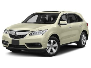 2015 Acura MDX Advance/Entertainment Pkg Sport Utility