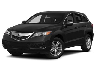 2015 Acura RDX at - ACCIDENT-FREE, BACKUP CAM, LEATHER VUS