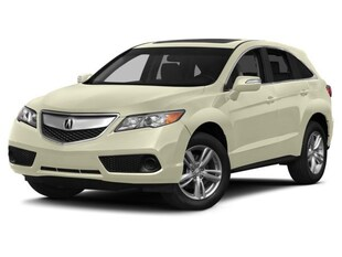 2015 Acura RDX Tech at SUV