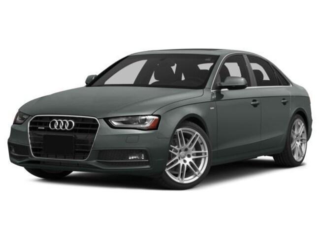 2015 Audi A4 2.0T Progressiv plus qtro 8sp Tip Sedan