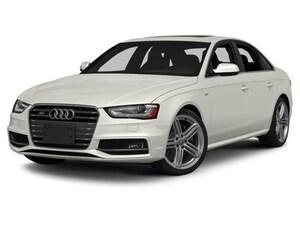 2015 Audi S4 3.0T Technik Plus Quattro 7sp S Tronic