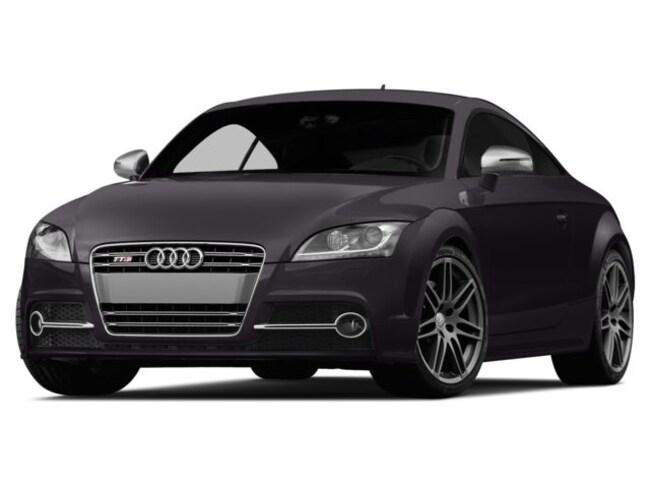 2015 Audi TTS 2.0T Quattro 6sp S Tronic Cpe