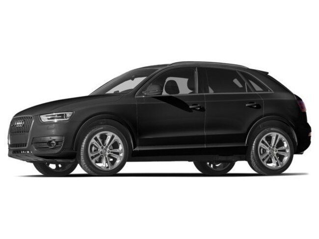 2015 Audi Q3 2.0T Technik Quattro 6sp Tiptronic |Leather|19S|Ro