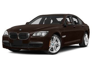 Used 2015 BMW 750 Li xDrive Sedan WBAYF8C56FD654524 Calgary, AB