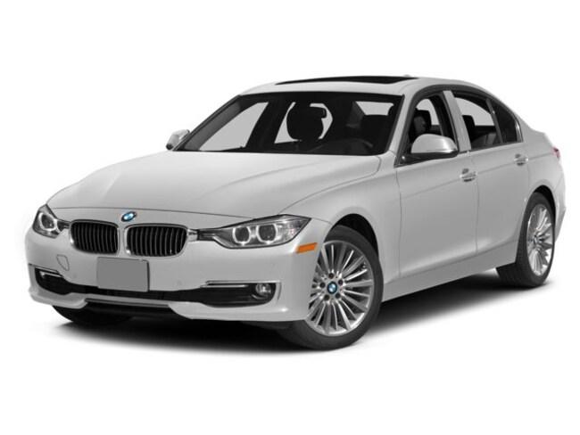 2015 BMW 328d Xdrive Sedan