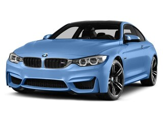 2015 BMW M4 Coupe Coupe